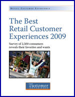 The Best Retail Customer Experiences 2009